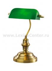 Светильник настольный Odeon light 2224/1T бронза Tres