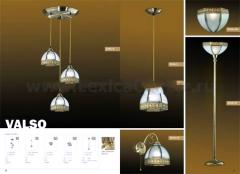 Светильник Odeon Light 2344/1A бронза Valso