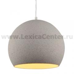 Светильник подвесной Arte lamp A1830SP-1GY Intonaco