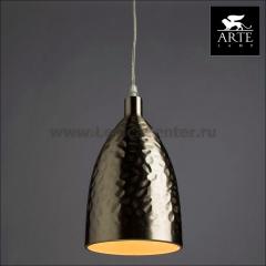 Светильник подвесной Arte lamp A4083SP-1SS LUCIDO