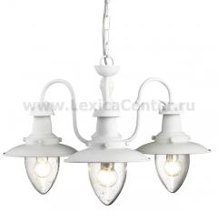 Светильник подвесной Arte lamp A5518LM-3WH Fisherman