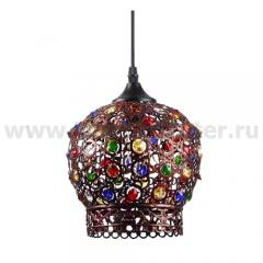 Светильник подвесной Arte lamp A7078SP-1CK Maharaja