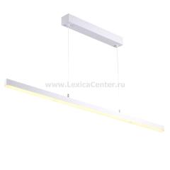 Светильник подвесной Crystal lux CLT 040C120 WH 1400/200