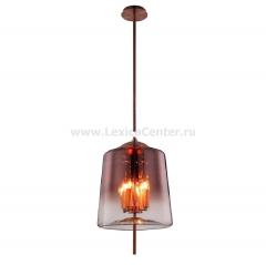 Светильник подвесной Crystal lux MILAGRO SP4 B COPPER 2473/204