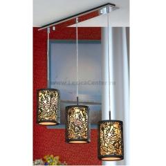 Светильник подвесной Lussole LSF-2376-03 VETERE