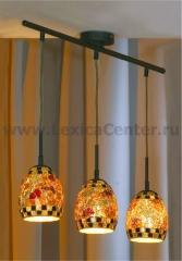 Светильник подвесной Lussole LSQ-6506-03 OSTUNI