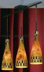 Светильник подвесной Lussole LSQ-6516-03 OSTUNI