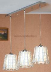 Светильник подвесной Lussole LSX-4106-03 FENIGLI