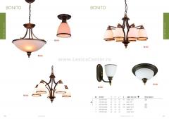 Светильник потолочный Arte lamp A9518PL-1BA Bonito