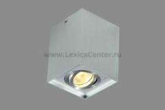 Светильник потолочный Crystal lux CLT 420C AL 1400/109