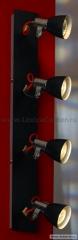 Светильник поворотный спот Lussole LSL-7409-04 FRONTINO