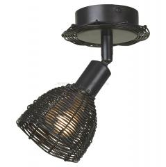 Светильник поворотный спот Lussole LSN-1011-01 ANCONA