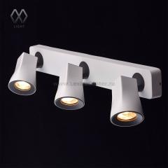 Светильник поворотный спот Mw light 545021203 Астор