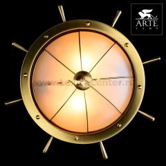 Светильник штурвал Arte lamp A5500PL-2AB WHEEL