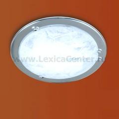 Светильник Сонекс 222 хром Alabastro