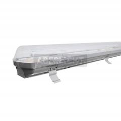Светильник светодиодный ABERLICHT LINE OUT-50/90 AC IP65 NW, 1280x135*100mm, 52Вт, 6600Лм, (0023)