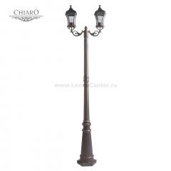 Светильник влагозащищенный Chiaro 800040502 Шато