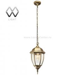 Светильник влагозащищенный Mw light 804010401 Фабур