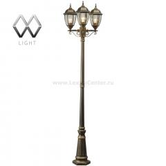 Светильник влагозащищенный Mw light 804040703 Фабур