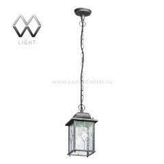 Светильник влагозащищенный Mw light 813010401 Бургос