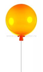 Светильник воздушный шар оранжевый Loft it 5055C/Morange 30см