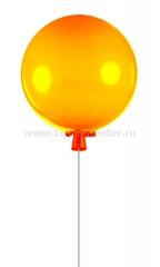 Светильник воздушный шар оранжевый Loft it 5055C/Sorange 25см