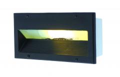 Светильник встраиваемый Arte lamp A5158IN-1BK Brick