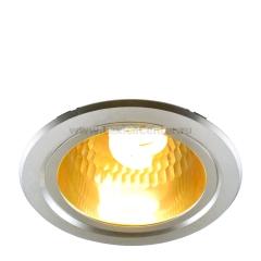 Светильник встраиваемый Arte lamp A8044PL-1SI Technika