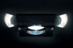 Светильник встраиваемый Donolux DL138CH/White-Black