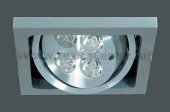 Светильник встраиваемый Donolux DL18371/01WW