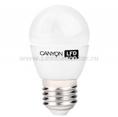 Светодиодная лампа CANYON PE27FR3.3W230VW