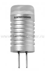 Светодиодная лампа g4 LED 1W 12V AC 4200K Электростандарт