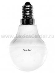 Светодиодная лампа Geniled Е14 G45 5W 4200K