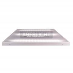 Светодиодный светильник ABERLICHT AC-20/120 PR NW, 595x595x30mm, 20Вт, 2500Лм, 5000K,БАП (0182)