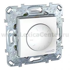Светорегулятор поворотный для электронных ПРА (1-10 В) выкл 4А, ток упр-я до 200 мА MGU5.510.18ZD