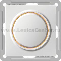 Светорегулятор Wessen 59 с/у без рамки 450ВТ (250В, ЛН) белый (VPP-5S1-1-86)