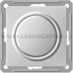 Светорегулятор Wessen 59 с/у без рамки 600ВТ (250В, ЛН) белый (VPP-5S2-1-86)