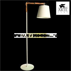 Торшер Arte lamp A5700PN-1WH Pinoccio