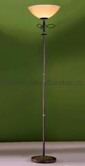 Торшер Eglo 89137 коричневый Beluga