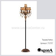Торшер напольный Lightstar 715757 NATIVO
