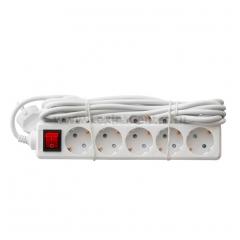 Удлинитель Navigator 71 558 NPE-S-05-500-ESC-3x0.75 с/з с выкл.