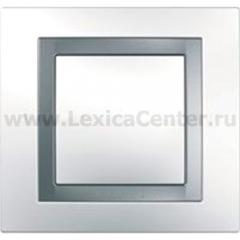 Unica Серебро Вставка декор. 1-ая MGU4.000.60