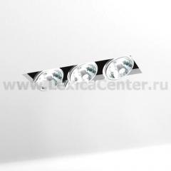 Встраиваемый светильник Artemide M069225 Rectangular QR-111