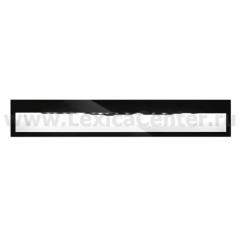 Встраиваемый светильник Artemide M185900 Cover аsymmetric