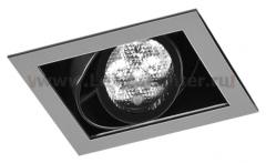 Встраиваемый светильник Artemide NL122125W006 SHOP TRIM 1L