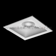 Встраиваемый светильник Artemide NL1907360K002 PARABOLA