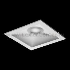 Встраиваемый светильник Artemide NL1907380K006 PARABOLA