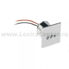 Встраиваемый светильник Linea Light 86158 Lochy