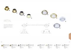 Встроенный светильник  Maytoni DL010-3-01-CH Metal