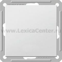Выключатель Wessen 59 одноклавишный белый (VS116-154-1-86)